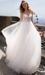 Brautkleid - Couture - ivory
