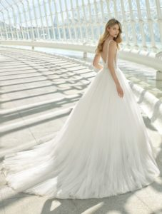 wedding dress - princess