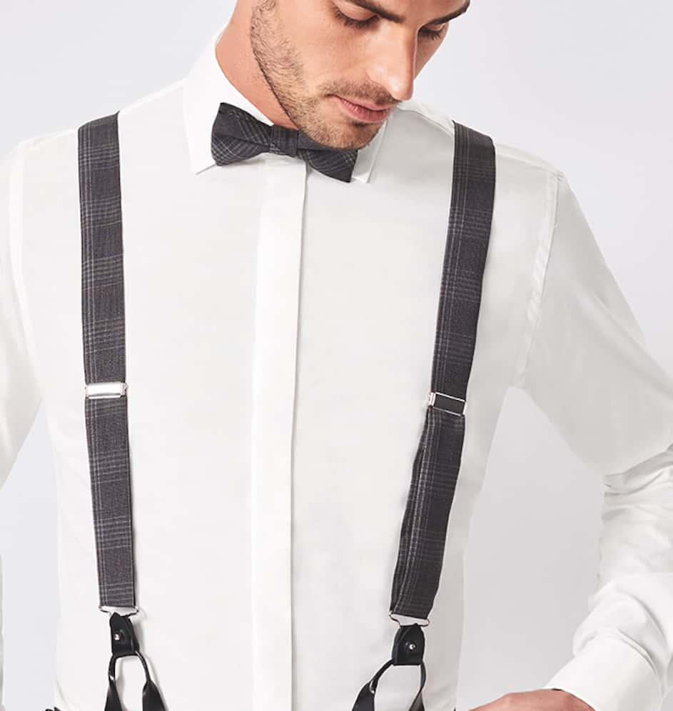 Der perfekte Anzug für den Bräutigam Marryfair