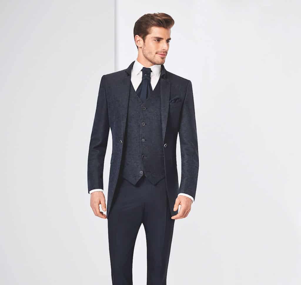 detailed look f628a 0cfb2 Der perfekte Anzug für den Bräutigam Marryfair