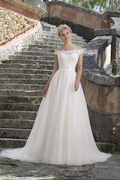 MF4122 (3) Hochzeit Curvy XXL ivory blush Traumkleid Luxemburg