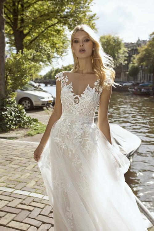 MF5443 Brautkleid ivory blush Vintage Boho Hochzeit Bitburg Luxemburg (4)