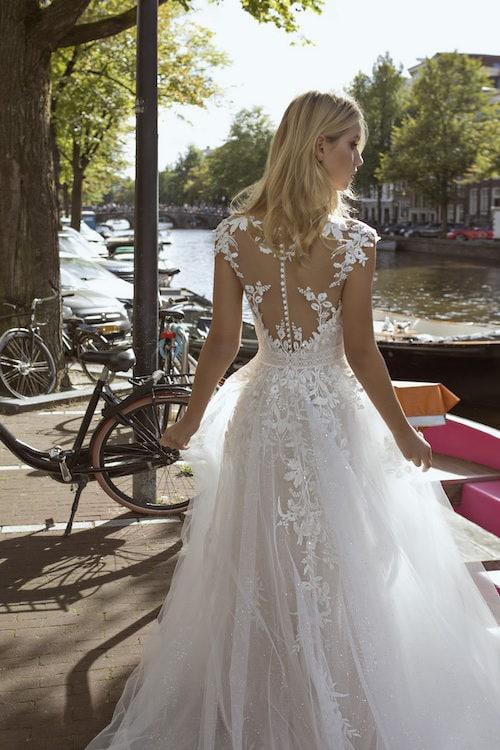 MF5443 Brautkleid ivory blush Vintage Boho Hochzeit Bitburg Luxemburg (5)