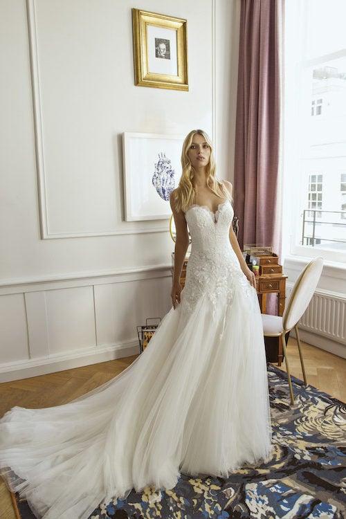 MF5445 Brautkleid ivory blush Vintage Boho Hochzeit Bitburg Luxemburg (2)