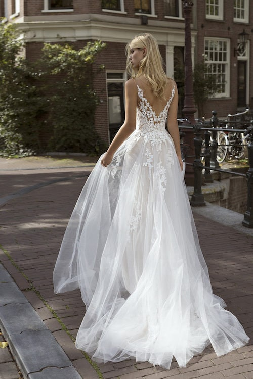 MF5446 Brautkleid ivory blush Vintage Boho Hochzeit Bitburg Luxemburg (3)