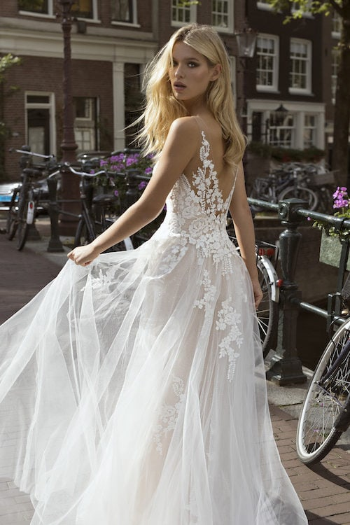 MF5446 Brautkleid ivory blush Vintage Boho Hochzeit Bitburg Luxemburg (5)