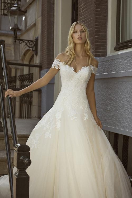 MF5448 Brautkleid ivory blush Vintage Boho Hochzeit Bitburg Luxemburg (2)