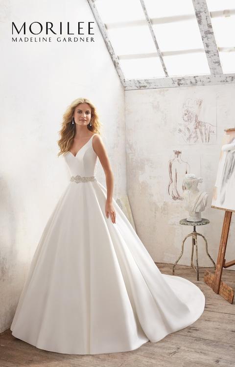 MF5529 Brautmode Vintage Spitze blush Hochzeit Bitburg Brautkleid Luxemburg