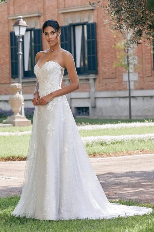 MF5618_1 Braut Hochzeit Trier Brautkleid Vintage Boho Bitburg