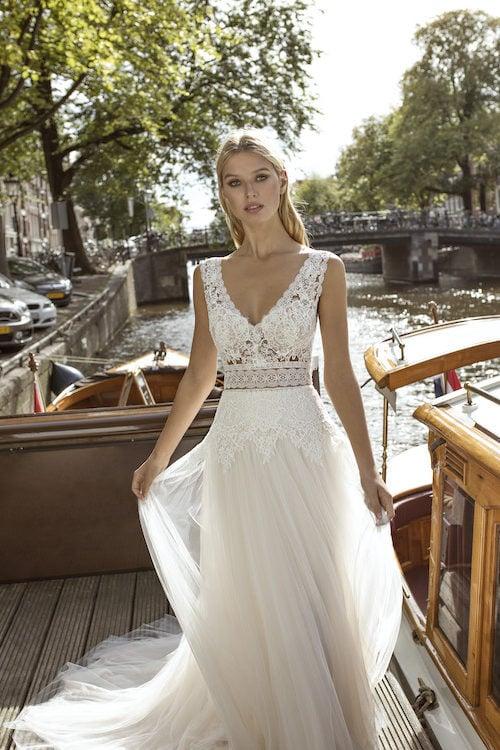 Mf5449 Brautkleid ivory blush Vintage Boho Hochzeit Bitburg Luxemburg (3)