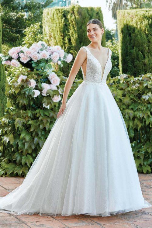 MF6270 Brautkleid Weddingdress Prinzessinkleid Luxemburg Trier Saarland (1) (1)