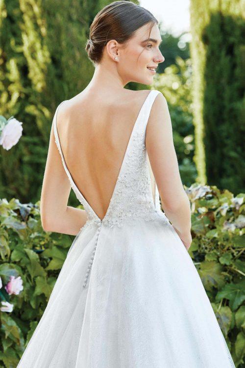 MF6270 Brautkleid Weddingdress Prinzessinkleid Luxemburg Trier Saarland (6) (1)