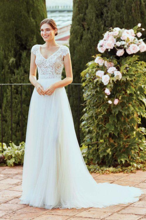 MF6275 Hochzeitskleid Wedding freie Trauung Mermaiddress (1)