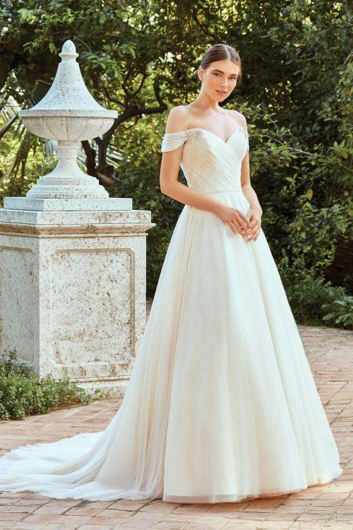 MF6278 Brautkleid Weddingsdress Prinzessinkleid Mermaid A Linie Hochzeit (2) (1)