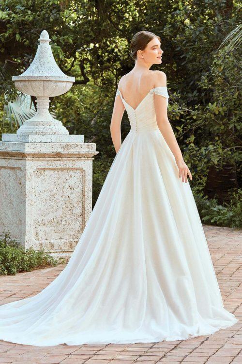 MF6278 Brautkleid Weddingsdress Prinzessinkleid Mermaid A Linie Hochzeit (3) (1)