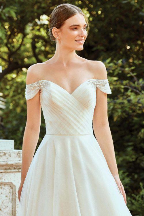 MF6278 Brautkleid Weddingsdress Prinzessinkleid Mermaid A Linie Hochzeit (4)