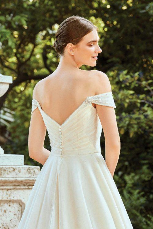 MF6278 Brautkleid Weddingsdress Prinzessinkleid Mermaid A Linie Hochzeit (5)
