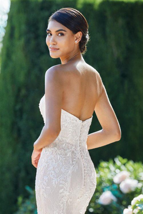 MF6279 Brautkleid Weddingsdress Prinzessinkleid Mermaid A Linie Hochzeit (6)