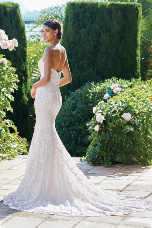 MF6279 Brautkleid Weddingsdress Prinzessinkleid Mermaid A Linie Hochzeit (7)