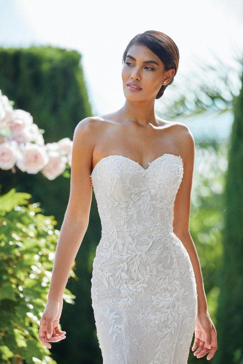 MF6279 Brautkleid Weddingsdress Prinzessinkleid Mermaid A Linie Hochzeit (8)