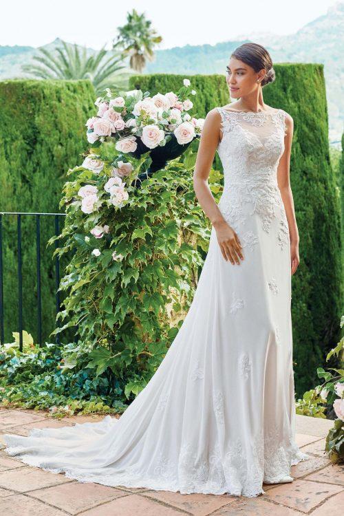 MF6280 Bridal Weddingdress Hochzeitskleid Standesamtkleid freie Trauung (1)