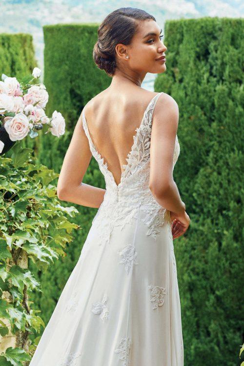 MF6280 Bridal Weddingdress Hochzeitskleid Standesamtkleid freie Trauung (2)