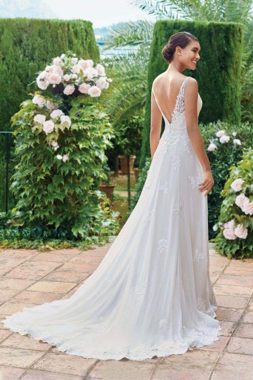 MF6280 Bridal Weddingdress Hochzeitskleid Standesamtkleid freie Trauung (3)