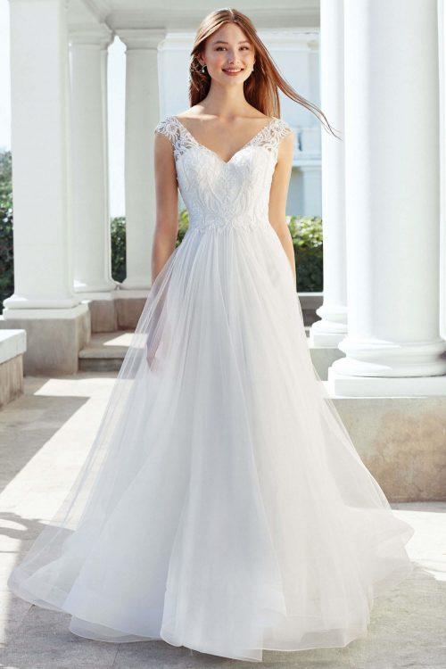 MF6305 Boho Vintagekleid Brautkleid Hochzeitskleid Hochzeit Wedding Trier (2) (1)