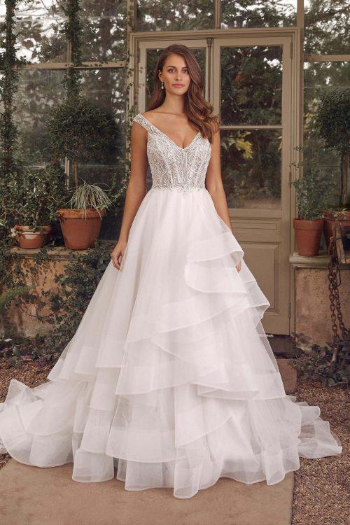 MF6315 Hochzeitskleid Weddingdress Brautkleid (1)