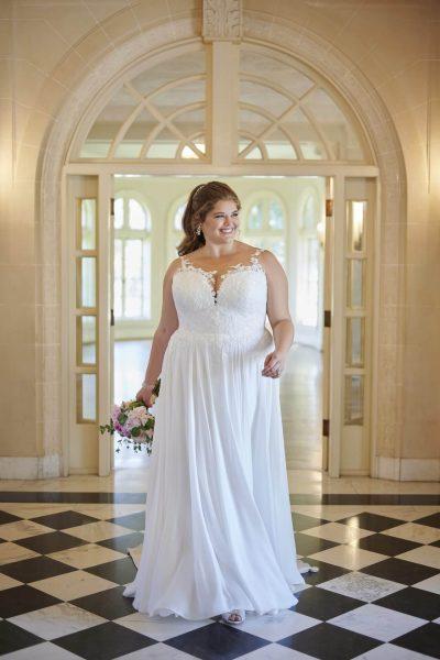 MF6339 Stella York Bride to be Bride Brautkleid Weddingdress Luxembourg (4)
