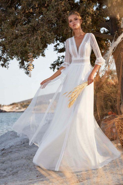 MF6394 Traumkleid Braut Hochzeitskleid Luxembourg Eifel Hochzeit (4)