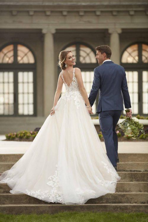 MF6078 Stella York Bride Brautkleid Hochzeitskleid Prinzessin Glitzer (4) (1)