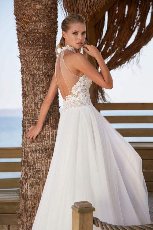 MF6392 Brautkleid Weddingdress Hochzeit Boho Vintage Prinzessinkleid (1) (1)
