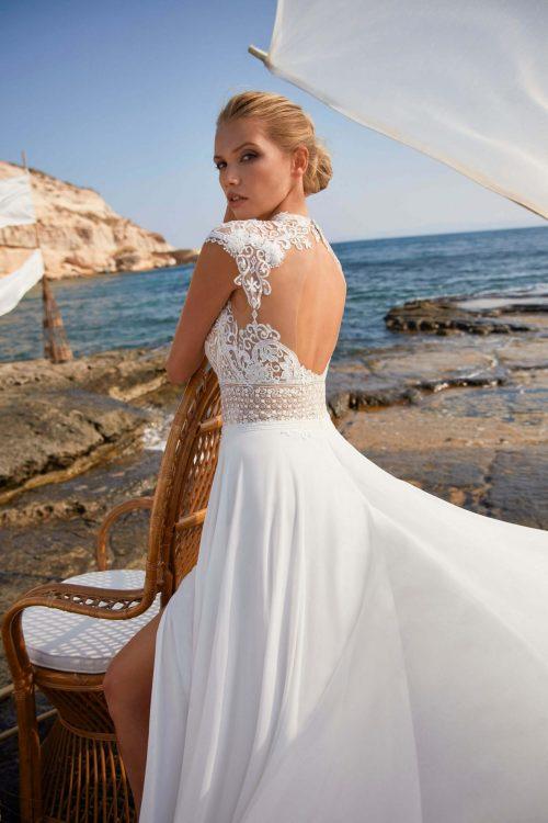 MF6393 Brautkleid Weddingdress Braut Hochzeit Vintage (1)