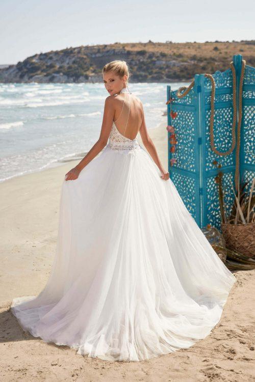 MF6396 Hochzeitskleid Boho Vintagekleid 2021 Kollektion (3)