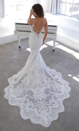 MF6419 Weddingdress Hochzeitskleid Vintage Boho Mermaiddress (2)