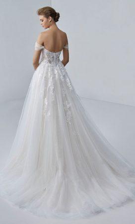 MF6423 Brautkleid Weddingdress Hochzeit Vintage Boho (2)