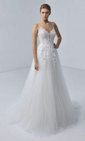 MF6425 Brautkleid Weddingdress Hochzeit Hochzeitskleid (1)