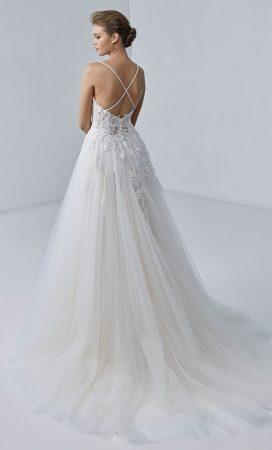 MF6425 Brautkleid Weddingdress Hochzeit Hochzeitskleid (2)